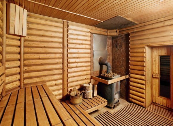 Парилка – самое жаркое место в бане