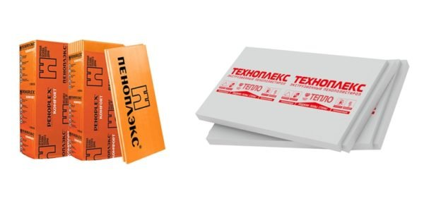 «Пеноплекс» и «Техноплекс» — это известные марки экструдированного ППС, а не особые виды теплоизоляции