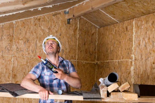 Перед началом отделочных работ помещение обязательно нужно подготовить