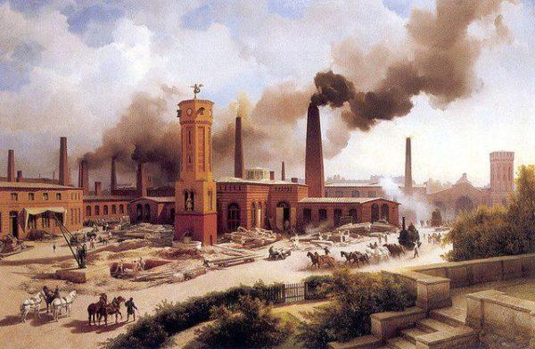 Первые блоки высокой плотности были изготовлены на Европейских мануфактурах в середине XVIII века.