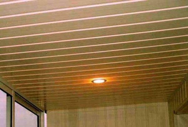 Как установить панели пвх на потолок: видео-инструкция по ус.