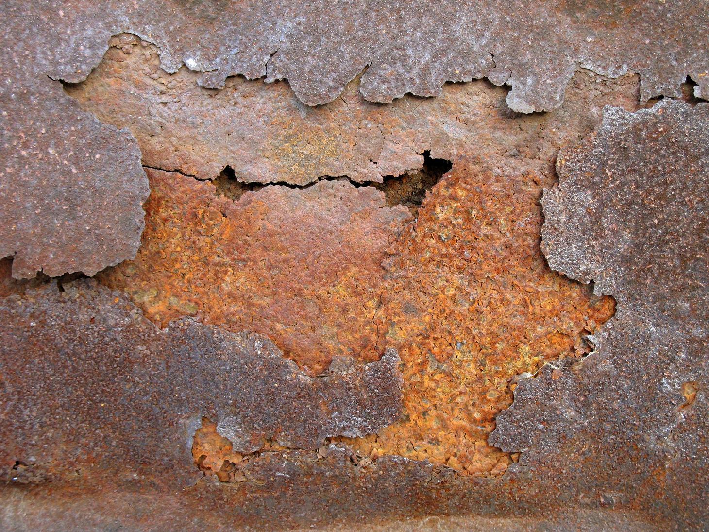 сквозная коррозия металла