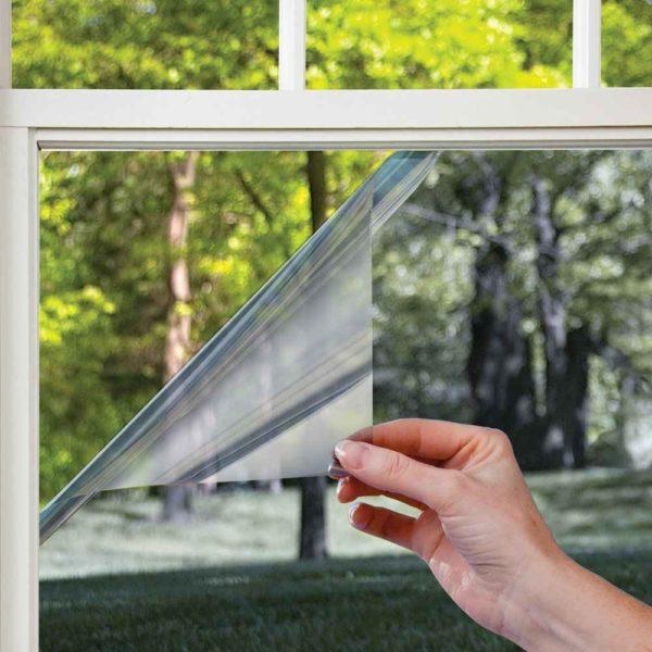 Пленка может изменить характеристики вашего стеклопакета.