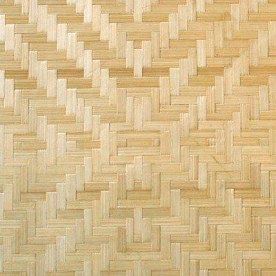Плетеные из бамбука плиты для отделки потолка можно купить уже в готовом виде. Их цена в среднем 300–400 рублей за штуку
