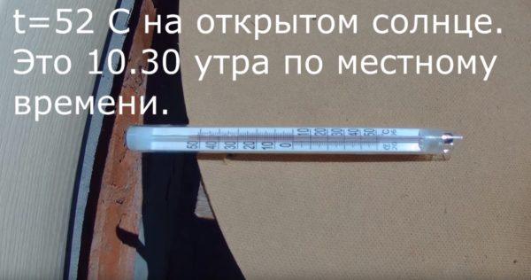Под крымским солнцем в беседке воздух быстро накаляется.