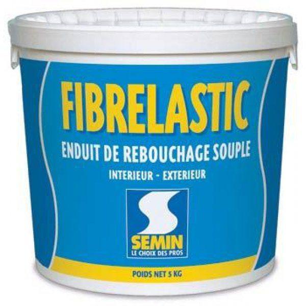 Полимерная шпаклевка «Semin Fibrelastic» для OSB.