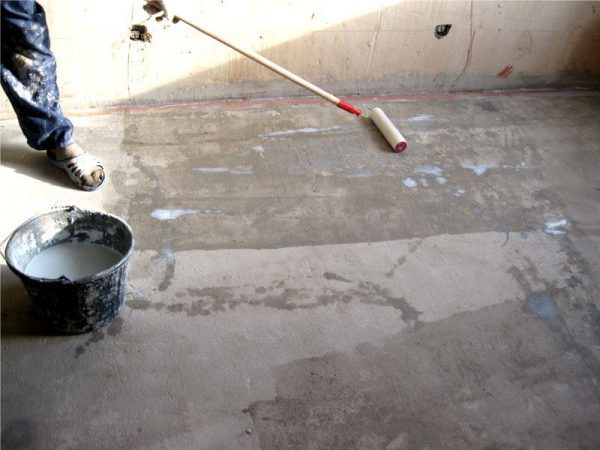Когда грунтовать бетон коэффициенты выхода бетонной смеси