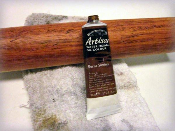 После высыхания краски вы сможете использовать обработанные трубы для создания интересных поделок