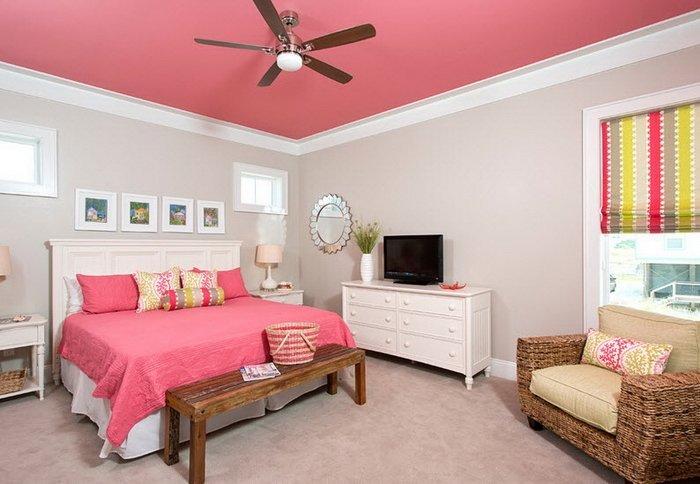 Картинки по запросу Потолок в спальне: выбор максимально приемлемого способа обустройства