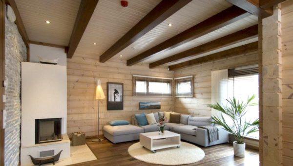 Потолок — важная часть в любом интерьере