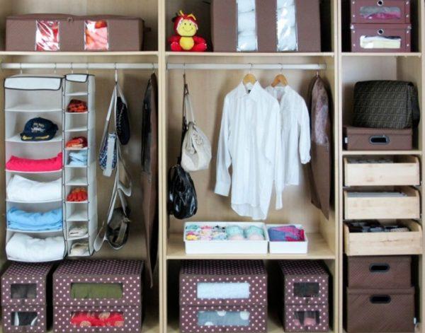 Правильная сортировка и хранение одежды — залог идеального порядка в шкафу