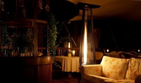 Правильно подобранный газовый обогреватель не только согреет, но и украсит вашу дачу