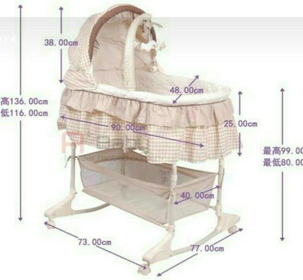 Предварительная схема создания кроватки должна отвечать требованиям безопасности