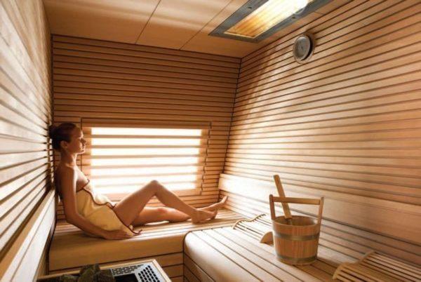 При хорошей вентиляции банные процедуры принесут массу удовольствия.