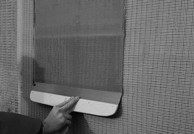 армирование стен для штукатурки