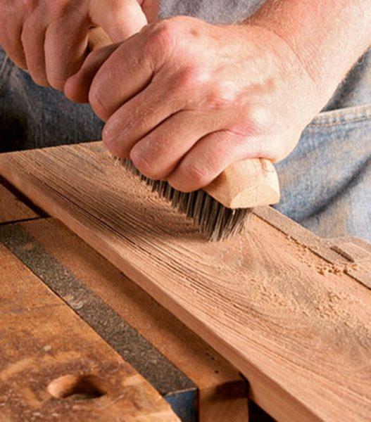Обработка дерева своими руками