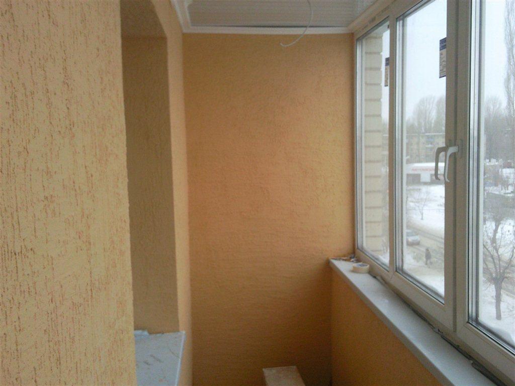 воздушности, балкон отделка декоративной штукатуркой фото они представляют