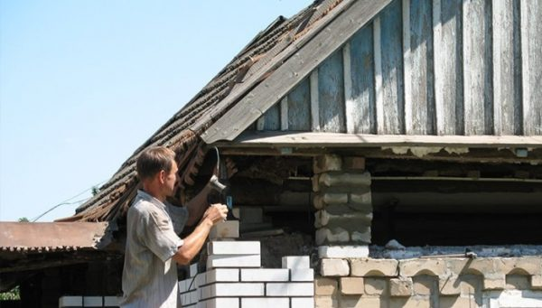Приподнять можно только качественно собранную крышу.