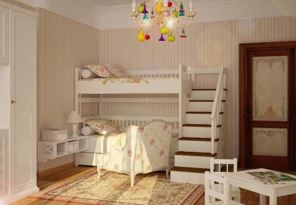 Продуманный дизайн делает комнату намного привлекательнее