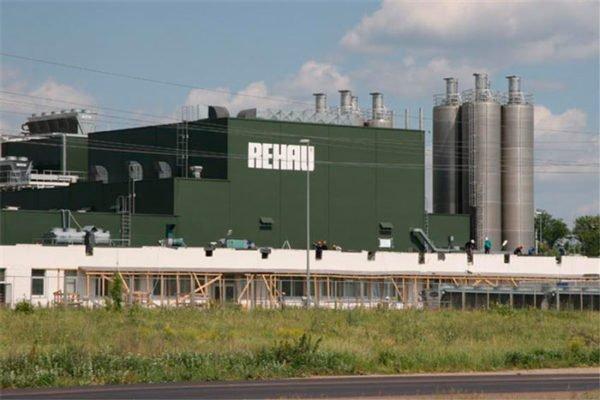 Профили Рехау производятся на 41 предприятии по всему миру, в том числе на территории России.