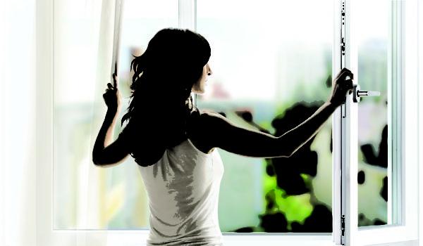 Проветривание — основной способ удаления запаха