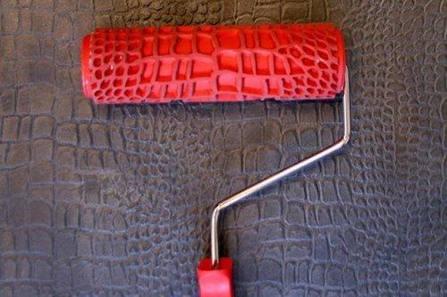 Валик для нанесения рисунка на бетон купить заливка бетонной смеси