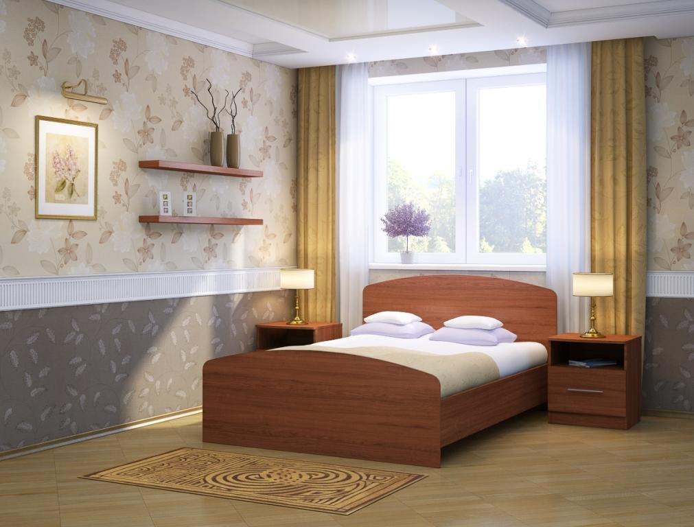 Размещение кровати у окна в зависимости от стороны света будет формировать ваше эмоциональное состояние