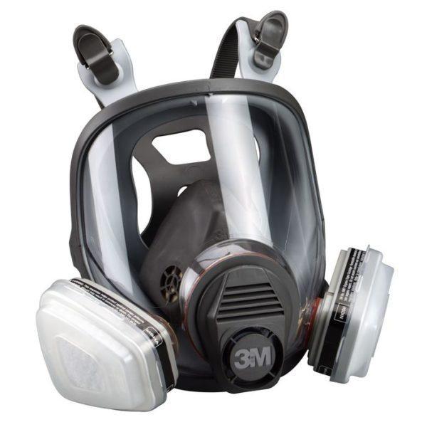 Респиратор защитит вас от возможного отравления при работе с токсичными материалами