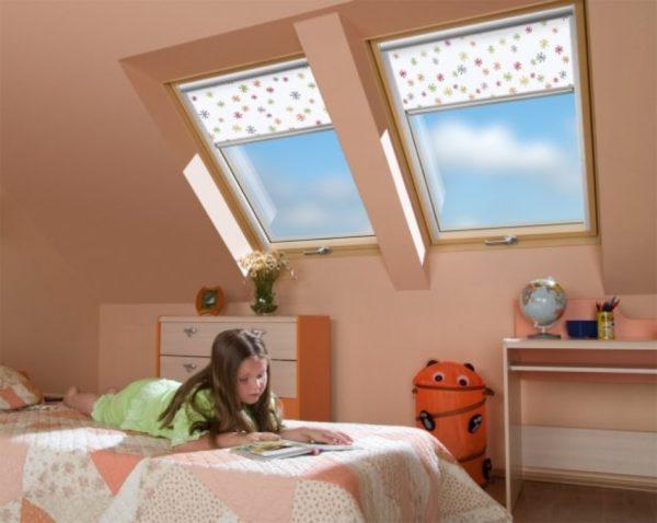 Рулонные образцы обеспечат защиту от солнечных лучей.