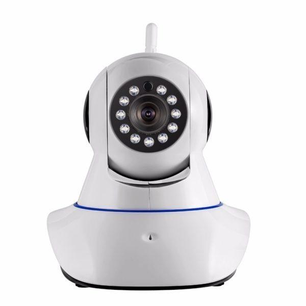 С видеокамерой можно запечатлеть и опознать злоумышленника