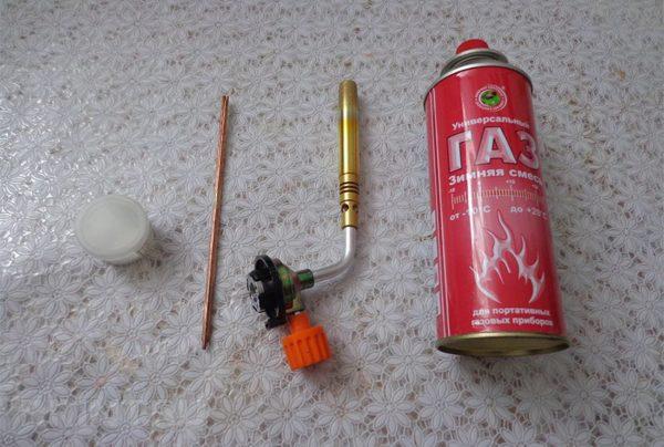 Сейчас есть небольшие горелки на баллончики, для подвала такого оборудования хватит