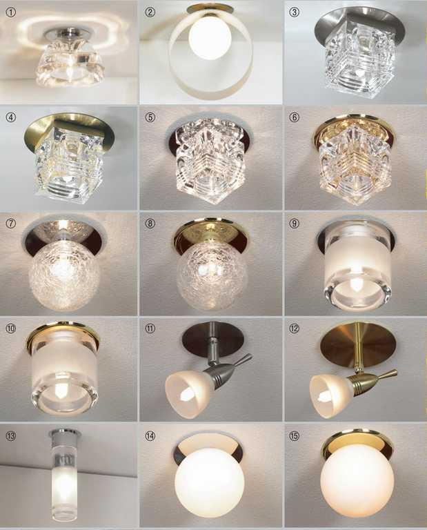 какие лампы лучше в натяжной потолок