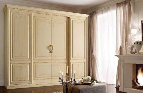 Шкаф — полноценный элемент оформления помещения