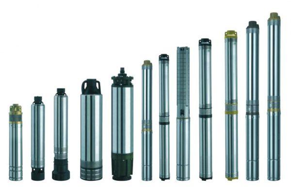 Скважинные аппараты выбираются по мощности и диаметру скважины.