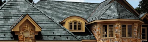 Слуховые окна могут украсить любую крышу.