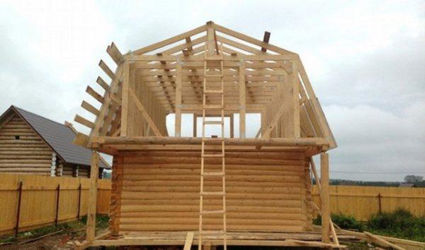 Собрать такую крышу очень просто, сделайте это, используя инструкцию, предложенную в этой статье