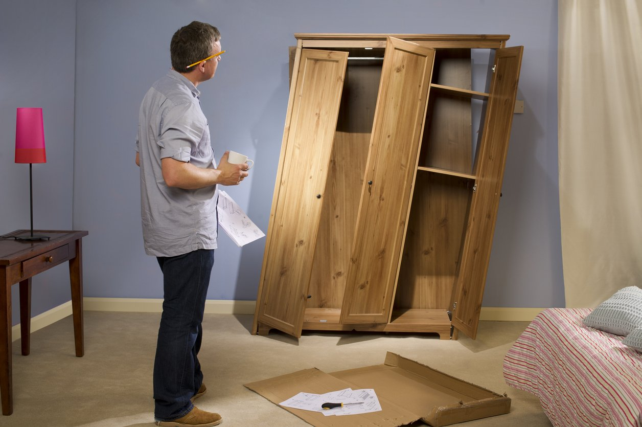 Аву надписью, смешные картинки сборщиков мебели