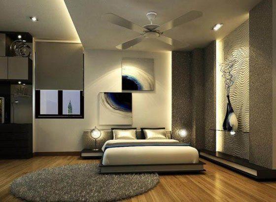 Современные отделочные стеновые материалы позволяют воплотить любые дизайнерские задумки