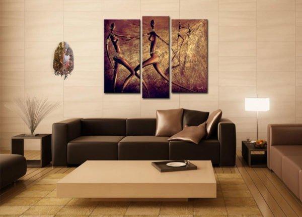 Современные панно — изображения используются с целью декоративного украшения стен в помещениях различного назначения