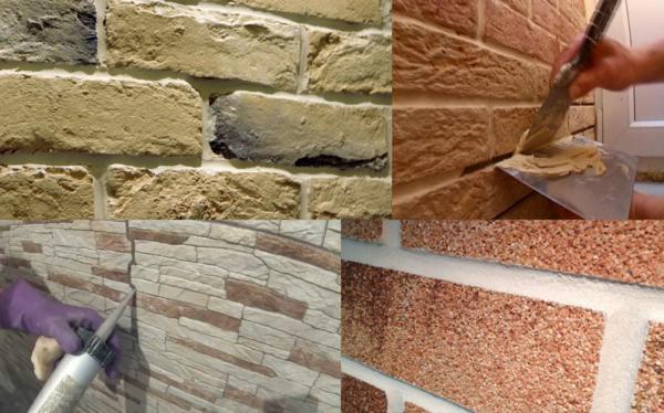 Специальные составы одинаково подходят и для декоративного и для натурального камня