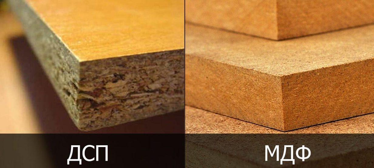 Сравнение структуры материалов