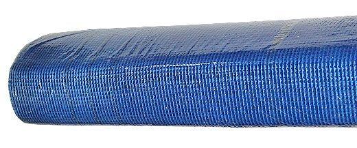 Стеклосетка позволяет укрепить поверхность