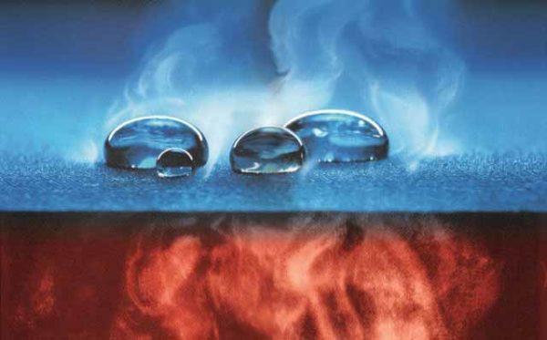 Супердиффузная мембрана способна пропускать пар в одну сторону
