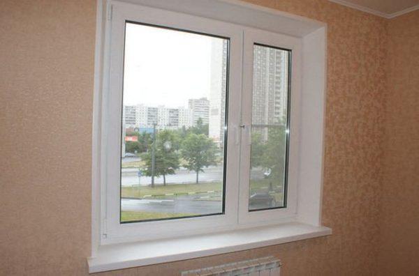 Существует несколько вариантов отделки откосов пластикового окна