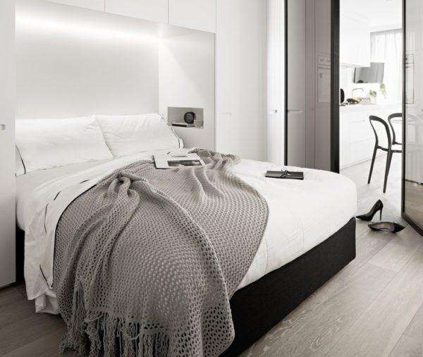 Светодиодная подсветка — современное решение для спален