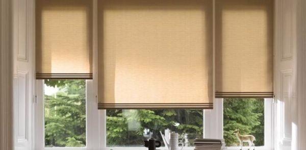 Светофильтры для окон — это не что иное, как обычные рулонные шторы