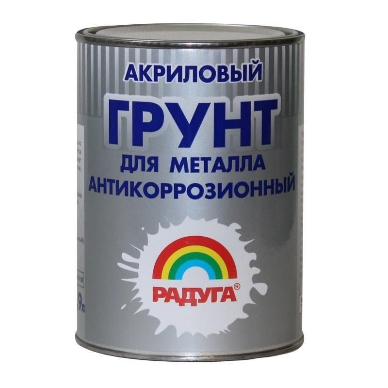 акриловый грунт для металла