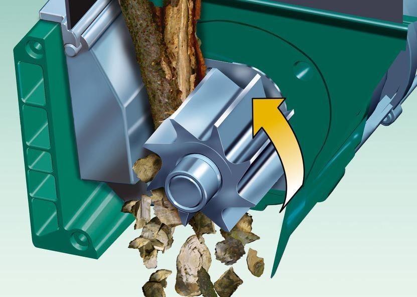 Измельчитель древесины для дачи своими руками 23