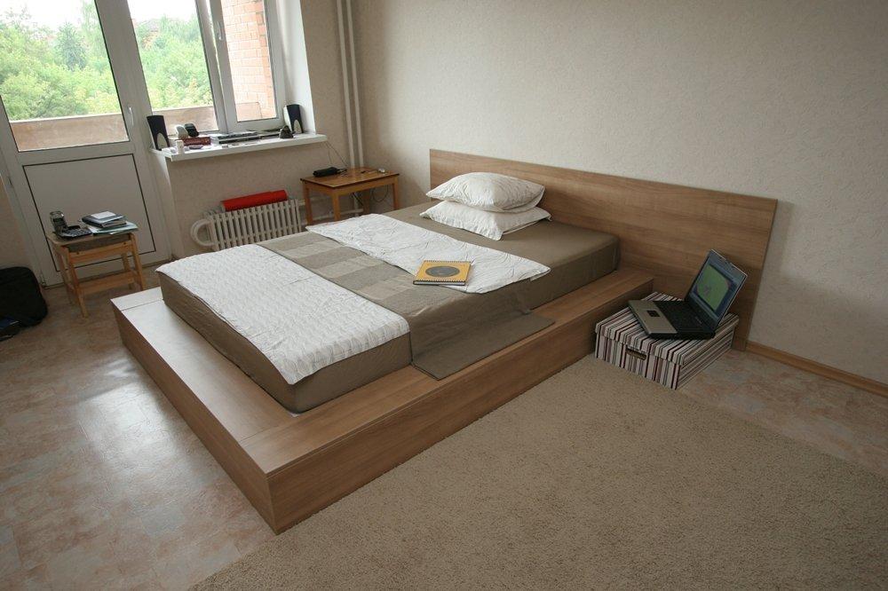 Кровати как подиум картинки