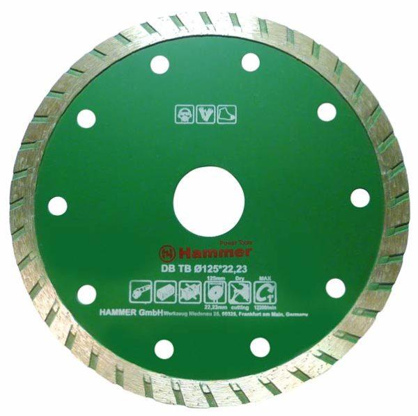 Так выглядит диск по бетону для болгарки